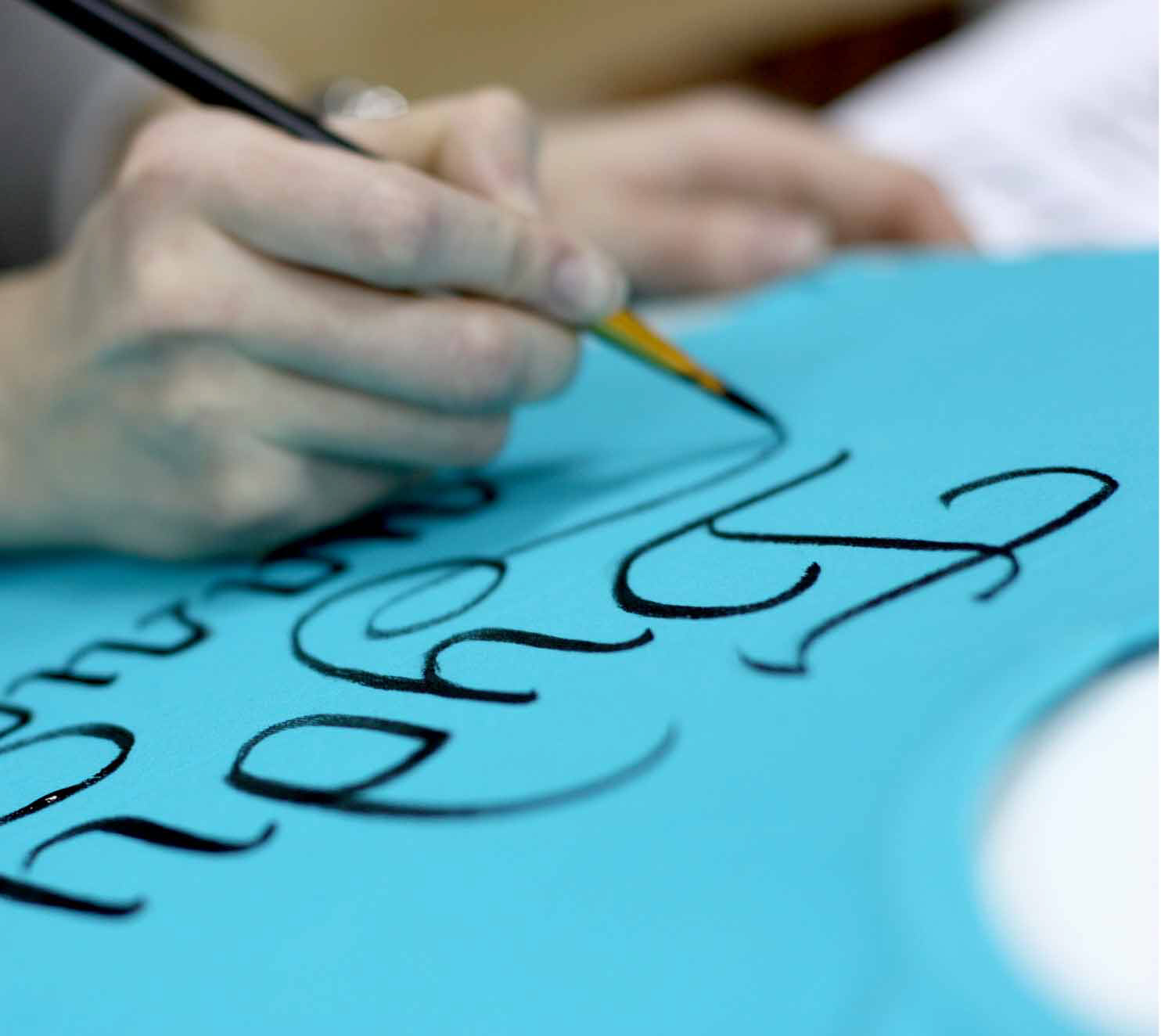 Фото как научиться красиво писать