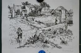 Каллиграфическое рисование: от мастер-классов – к регулярному курсу!