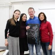 Мастер-класс Дэниса Брауна в Москве 8-10 января 2016 г.