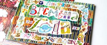 Календарь каллиграфический детский «Времена года»!