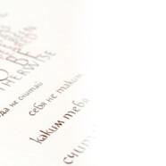 Изменения в расписании курсов направления «Европейская каллиграфия» на сентябрь!