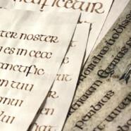 Интенсив «Кельтское письмо» с 10 по 13 июля!