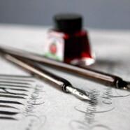 Знакомство с каллиграфией – на курсе с 2 октября!