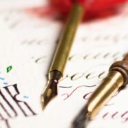 Мастер-класс «Знакомство с каллиграфией» 14 января!