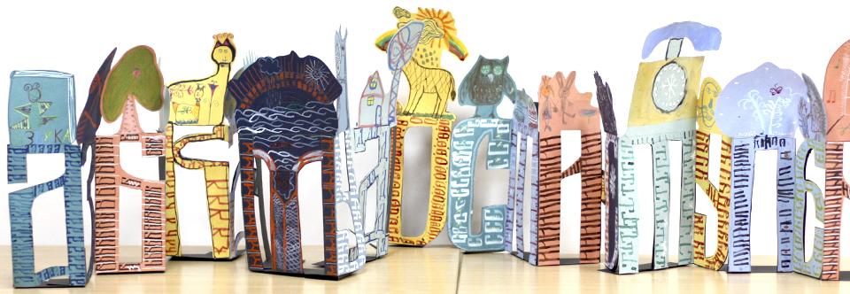 Весенний набор на детское отделение Центра искусства каллиграфии!