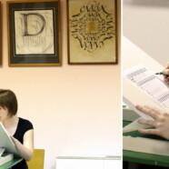 Долгожданный скрипторий в Центре искусства каллиграфии!