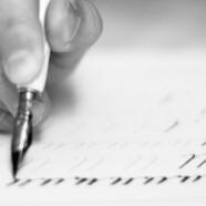 Интенсив «Знакомство с каллиграфией» для детей 7-15 лет в августе!