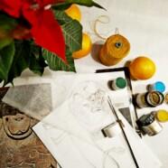Новогодний мастер-класс «Диво-дивное» 22 декабря!