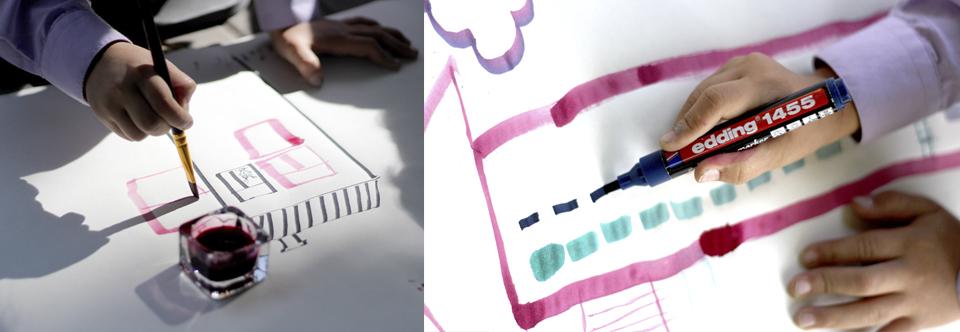 Очный курс «Каллиграфия для малышей» с 4 ноября!
