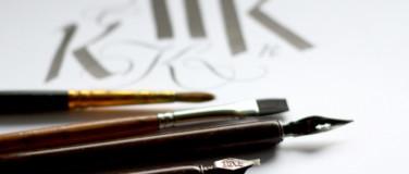 Расписание курса «Знакомство с каллиграфией»!