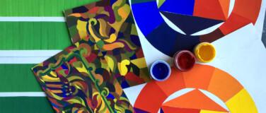 Онлайн-курс «Цветоведение» с 24 сентября!