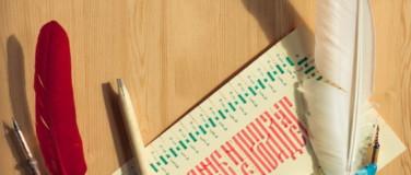 Дистанционный курс «Знакомство с каллиграфией»!